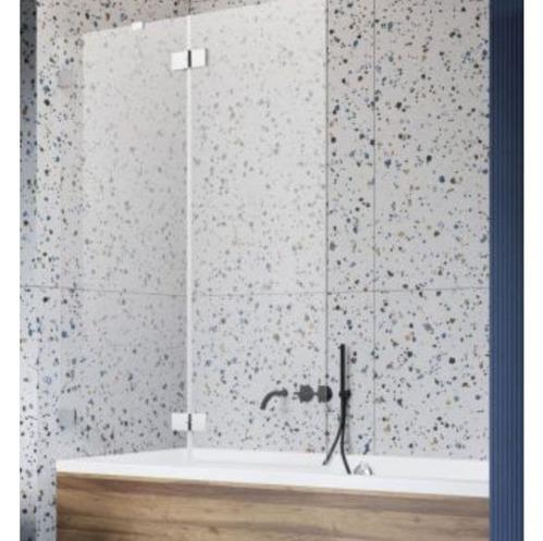 Душевая шторка на ванну Radaway Essenza Pro PND II, H-150 см