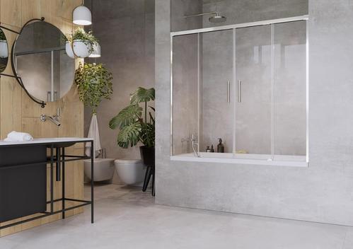 Шторка для ванны Radaway Idea PN DWD