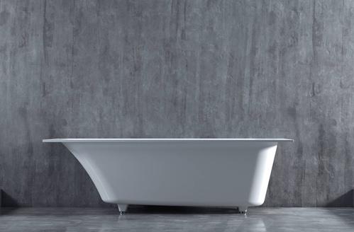 Ванна каменная Salini ORLANDO KIT 160х70
