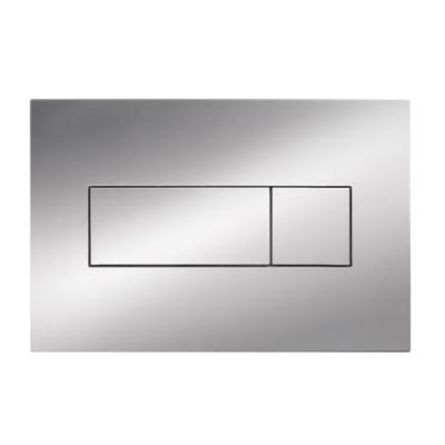 Кнопка смыва Deante Slim для инсталляций подвесных унитазов, хром