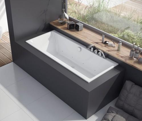 Акриловая ванна Excellent Pryzmat Slim