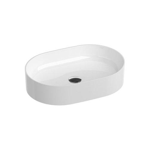 Умывальник Ravak Ceramic Slim O, 55x37 см, из керамики