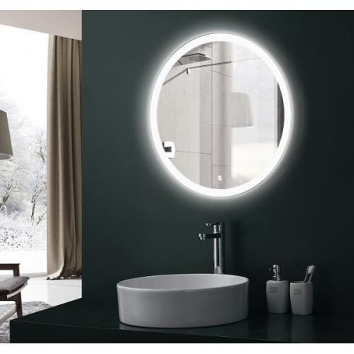 Зеркало Esbano 2481 FD 68x68 с подсветкой