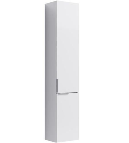 Шкаф-пенал подвесной Aqwella Бриг 30 белый
