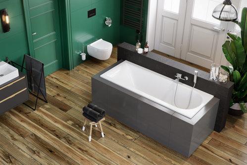 Акриловая ванна Excellent Actima Aurum