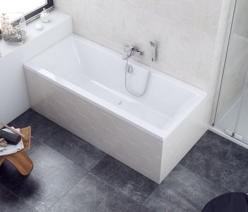 Акриловая ванна Excellent Pryzmat