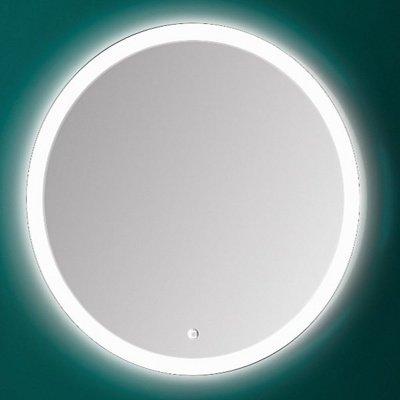 Зеркало Esbano, с подсветкой, с подогревом, сенсорный выключатель, 59x59